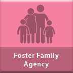 Foster Family Agency web page