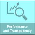 Performance and Transparency web page