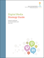 Digital Media Strategy Guide Front Page Thumbnail