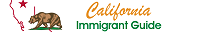 California Immigration Guide Bear logo