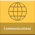 Communications web page